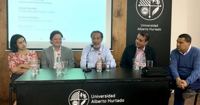 Seminario de emprendimiento e innovación en Latinoamérica es realizado en la UAH