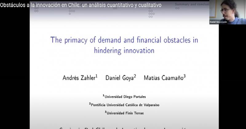 Daniel Goya inicia serie de seminarios de investigación en la Red